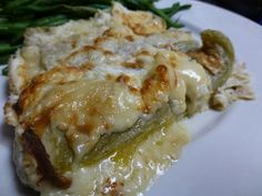 Chile Rellenos - MEDIFAST APPROVED RECIPE!
