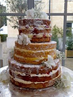 The Sew*er, The Caker, The CopyCat Maker: Naked Cake, Whaaaat?