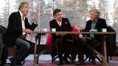 The Grand Tour tent is in Kakslauttanen, Finland, deep within the Arctic Circle with a show in which Richard Hammond and Jeremy Clarkson compare the Ford Mustang V8 and the Ford Focus RS, James May recounts the bitter 1960s battle for endurance racing supremacy between Ferrari and Ford, and the...