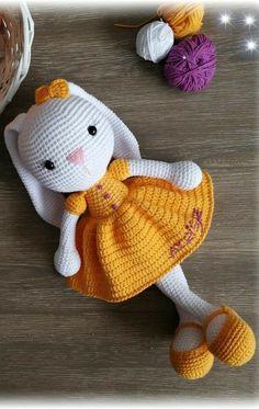 Awesome Free Amigurumi Crochet Pattern Ideas for This Year! Part amigurumi crochet; amigurumi for beginners; Crochet Dolls Free Patterns, Christmas Crochet Patterns, Crochet Doll Pattern, Amigurumi Patterns, Amigurumi Doll, Doll Patterns, Pattern Ideas, Crochet Teddy, Crochet Bunny