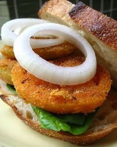 FRIED TOMATO SANDWICHES Recipe - How to make FRIED TOMATO SANDWICHES - Sandwich and Burgers