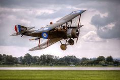 Sopwith Strutter by Tomas Piller on 500px