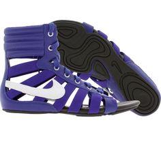 half off 21dfb 14383 Nike Womens Gladiateur II (concord   white   metallic silver   black)  429881-400 -  79.99