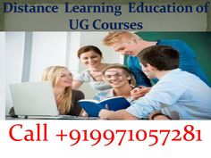 Now that more and more educational institutes in the country are coming with different U distance education courses, truly the education has become convenient and pocket friendly.