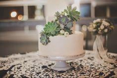 Casar é assim...: Suculentas na decoração