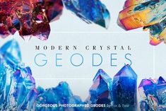 Ad: Modern Geode Gem Crystals by Fox & Bear on 33 Unique Modern Geode Holographic/Irridescent Textures These macro photos of real geodes/crystals will add that magical look you've been Photoshop Illustrator, Website Themes, Creative Sketches, Pencil Illustration, Paint Markers, Photoshop Elements, Business Card Logo, Watercolor And Ink, Holographic
