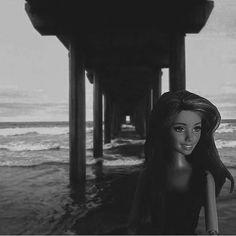 Barbie hipster instagram