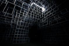 Sou Fujimoto Serpentine Pavilion Intervention by UVA