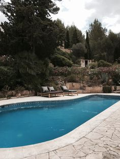 Villa Son Font, a villa rental in Mallorca with pool and a cool decor inside.