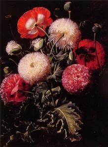 Johan Laurentz Jensen  [Danish Painter, 1800-1856)