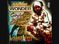 """Mark Wonder """"CRYING IN THE STREETS"""""""