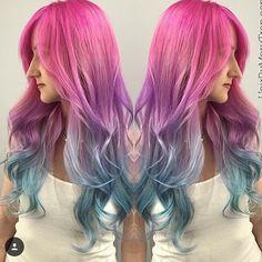 Definetly lolly worthy hair by @hairbymarytran give this sweetie a follow. @hairbymarytran @hairbymarytran  by lollypoplocks