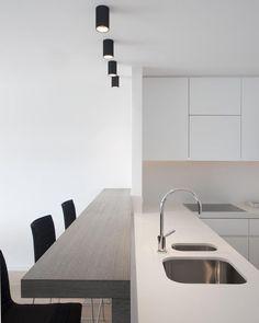 Het Atelier - Interieur (Hooglede, West-Vlaanderen)