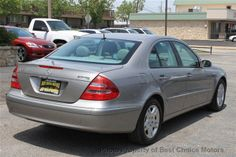2004 Mercedes-Benz E-Class E320 4dr Sdn 3.2L - Click to see full-size photo viewer