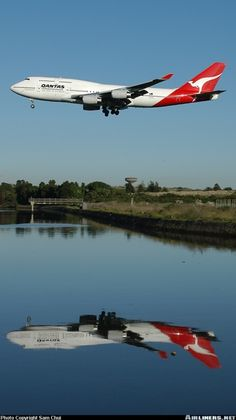 Qantas - if I just stand on the runway with my thumb out, will they pick me up! :)