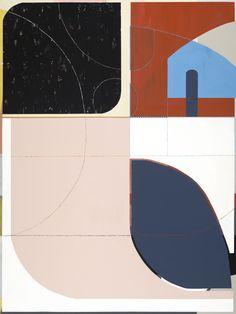 Post modern original paintings by California artist Tricia Strickfaden, TSModernArt Studio Original Paintings, Original Art, Mixed Media Canvas, Postmodernism, Abstract Photography, Abstract Art, Urban, Fine Art, Detail