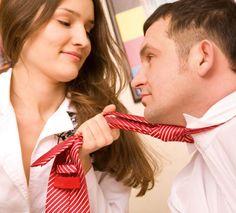 sexo gravata
