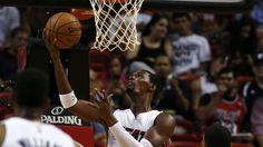 Chris Bosh plans more aggressive approach for Miami Heat during NBA season Chris Bosh, Nba Season, Interesting News, Miami Heat, Golden State Warriors, Kansas City, Basketball, Friday, Apple