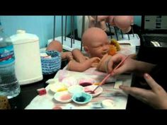 How To Make Your First Reborn Doll-Beginners Reborning Tutorial - YouTube