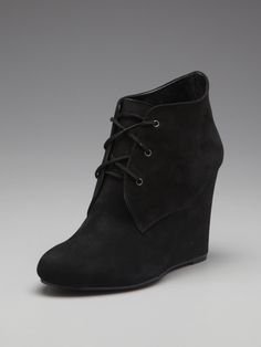 Candela Wedge Bootie