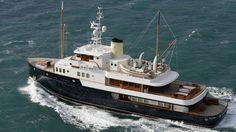 BYSTANDER yacht | Boat International