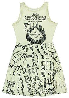Harry Potter Juniors Marauder's Map Dress (Small) Harry P... https://www.amazon.com/dp/B014VA86AA/ref=cm_sw_r_pi_dp_x_aUQ8zbNXY826Q