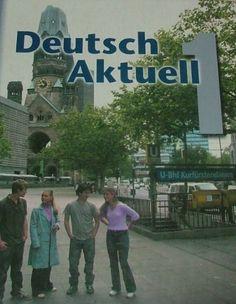 Deutsch Aktuell: Level 1 (German Edition) by Wolfgang Kraft http://www.amazon.com/dp/0821925377/ref=cm_sw_r_pi_dp_xap5ub0H2JMX0