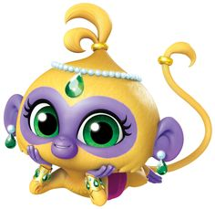 Shimmer and Shine Decoration Ideas . Shimmer and Shine Decoration Ideas . Shimmer and Shine Inspired Cake Thalia Shimmer And Shine Decorations, Shimmer And Shine Cake, Shimmer And Shine Characters, Princess Palace Pets, Disney Princess Facts, Barbie Doll Set, Cute Fantasy Creatures, Unicorn Art, Lol Dolls