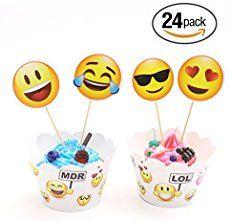 Step by Step Emoji Crafts: DIY Emoji Crafts 2.Emoji Toys 3.Party Ideas 4.Crochet 5.Emoji costumes, shirts 6.Cupcakes Cookies 7.Gifts Stickers & Pins