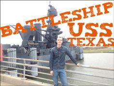 Battleship USS Texas - Reclaimed Steel Bowl Project!
