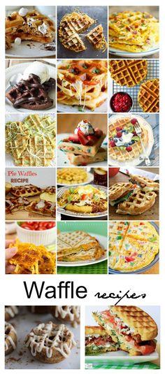 Recipe Ideas| Waffle