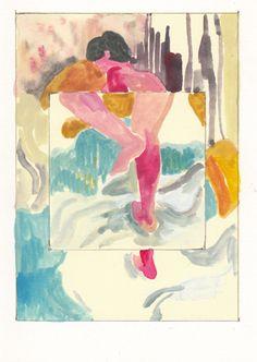 After the Bath : Aidan Koch