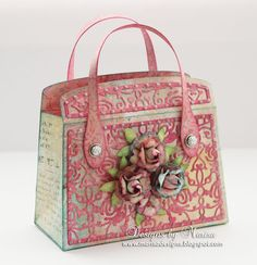 Designs by Marisa: Tonic Studios - Kensington Hand Bag