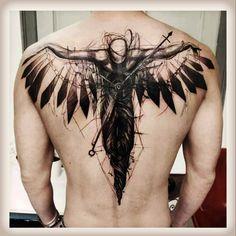 MasterPiece Tattoos optical illusion tattoo video #MasterPieceTattoos #opticalillusion #video (Photo: MasterPiece Tattoos)