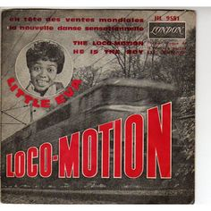 Little Eve, THE LOCOMOTION.