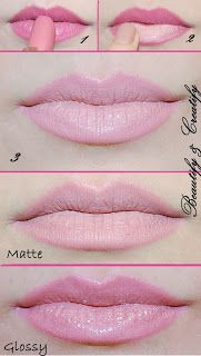 Beautify and Creatify: Create your own nude lipstick