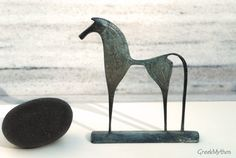 love the lines in this sculpture!    available at GreekMythos on etsy