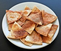 nice Cheap and Easy Cinnamon Crisps… Cheap and Easy Cinnamon Crisps (ads. Mexican Snacks, Mexican Dishes, Mexican Food Recipes, Snack Recipes, Cheap Meals, Delicious Desserts, Healthy Snacks, Good Food, Favorite Recipes