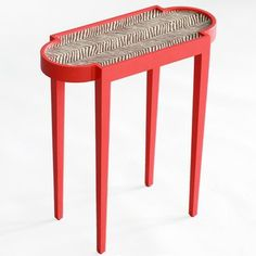 Tini Table II Z - eclectic - side tables and accent tables - Zinc Door