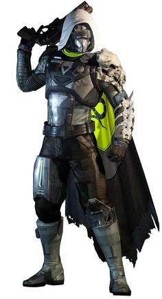 Hunter, Level 20
