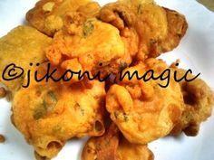 Bhajia Recipe – How to Make Homemade Bhajias _ Jikoni Magic