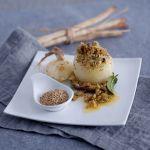 Prepara anche tu le cipolle alla crema di melanzane. La ricetta non è mai stata così semplice: scoprila sulla pagina di Sale&Pepe e buon appetito.
