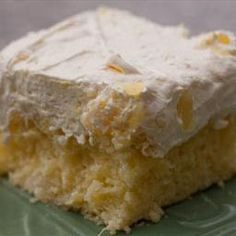Pineapple Dream Cake on BigOven: An easy pineapple cake, made with a cake mix, vanilla pudding, pineapple, and whipped topping or Dream Whip topping. Gotta try this