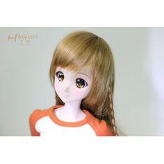 Mirai Suenaga Smart Doll by AnythyaMirai