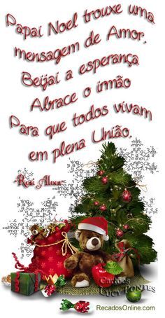 ALEGRIA DE VIVER E AMAR O QUE É BOM!!: DIÁRIO ESPIRITUAL #339 - 23/12 - Natal