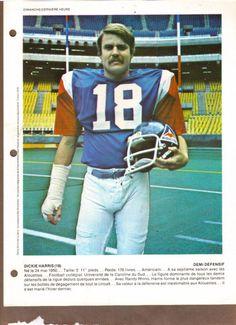 Dick Harris - Montreal