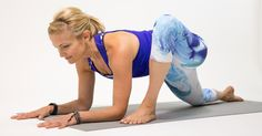 Whether you are naturally tight or have become so due to running or sports, these poses will help make your hips more flexible.
