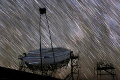 star trails take