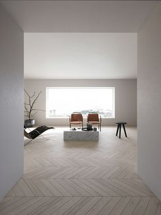Here are list of the awesome minimalist apartment designs ever presented on sweet house. Find inspiration for Minimalist Apartment Design to add to your own home. Contemporary Interior, Modern Interior Design, Interior Architecture, Modern Interiors, Minimal Home Design, Scandinavian Interiors, Contemporary Apartment, Modern Decor, Rustic Contemporary