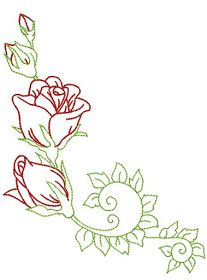 The Latest Trend in Embroidery – Embroidery on Paper - Embroidery Patterns Paper Embroidery, Embroidery Transfers, Hand Embroidery Patterns, Vintage Embroidery, Embroidery Applique, Cross Stitch Embroidery, Machine Embroidery, Flower Embroidery, Embroidery Techniques